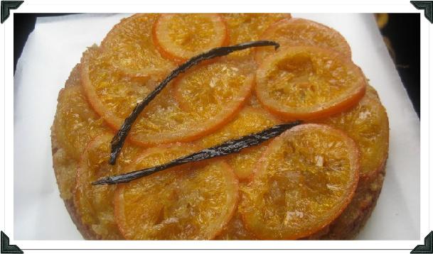 Donna Hay's Sticky Orange And Vanilla Upside-Down Cake Recipes ...
